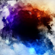 Cosmic clouds of mist — Stock Photo #21233959