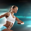Fitness woman — Stock Photo #21235121