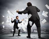 Business dispute — Stock Photo