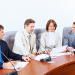 Four businesspeople at meeting — Stock Photo #21241991