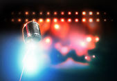 Let's sing! — Stock Photo