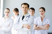 Young doctor — Stock Photo