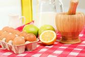 Jaja kurze brązowy — Zdjęcie stockowe