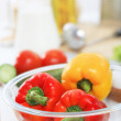 Fresh healthy food — Stock Photo #29581959