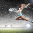 Sport young woman — Stock Photo #29628585