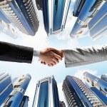 Business handshake — Stock Photo #29749309