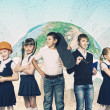 Group of kids — Stock Photo #29751087