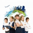 Group of kids — Stock Photo #29994717