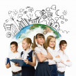 Group of kids — Stock Photo #29994963