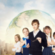 Group of kids — Stock Photo #29995133