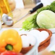 Fresh healthy food — Stock Photo #30240003