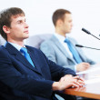 Three businesspeople at meeting — Stock Photo #30424165