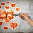 Key to heart — Stock Photo #30424465