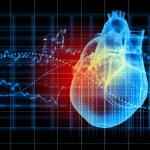 Human heart beats — Stock Photo #30620391