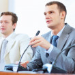Two businessmen at meeting — Stock Photo #30621407