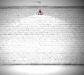 Stone blank wall — Stock Photo