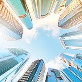 High skyscraper — Stock Photo
