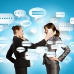Business partnership — Stock Photo
