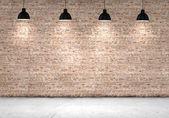 Blank wall — Stock Photo