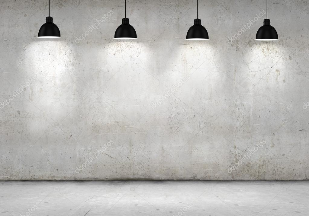 Blank Wall Stock Photo SergeyNivens 30996343