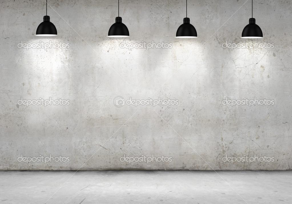 Blank Wall Stock Photo 30996343