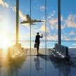 Business travel — Foto Stock