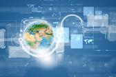 Media technologies — Stockfoto