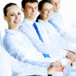 Team of business people — Foto Stock