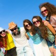 Group of young people — Stock Photo #31100721