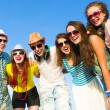 Group of young people — Stock Photo #31100755