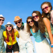 Group of young people — Stock Photo #31100757