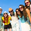 Group of young people — Stock Photo #31100761