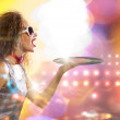 Stock Photo: Disco party
