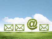 Email concept — Stock Photo