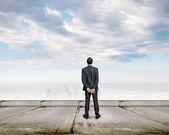 Business vision — Stockfoto