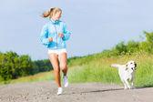 Running outdoor — Foto de Stock
