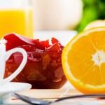 Delicious breakfast — Stock Photo #40767781