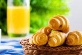 Leckeres frühstück — Stockfoto