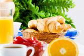 おいしい朝食 — ストック写真