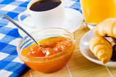 Heerlijk ontbijt — Stockfoto