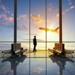 Business travel — Stock Photo #41110779