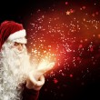 Stock Photo: SantClaus