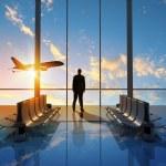 Business travel — Stock Photo #41124995
