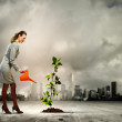 Environment protection — Stock Photo
