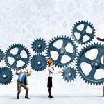 Teamwork concept — Stock Photo #41126923