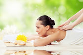 Spa procedure — Stockfoto