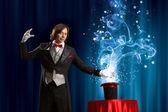 魔術師の帽子 — ストック写真