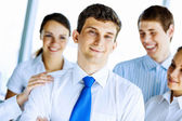 Personas de negocios exitosas — Foto de Stock