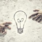 Creativity and ideas — Stock Photo #41132551
