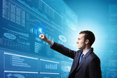 Tecnologias inovadoras — Fotografia Stock